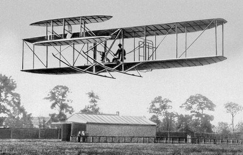 История возникновения самолетостроения