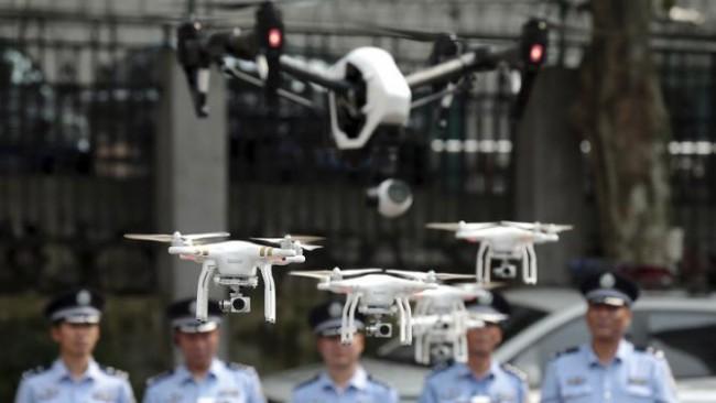 В США введена обязательная регистрация дронов