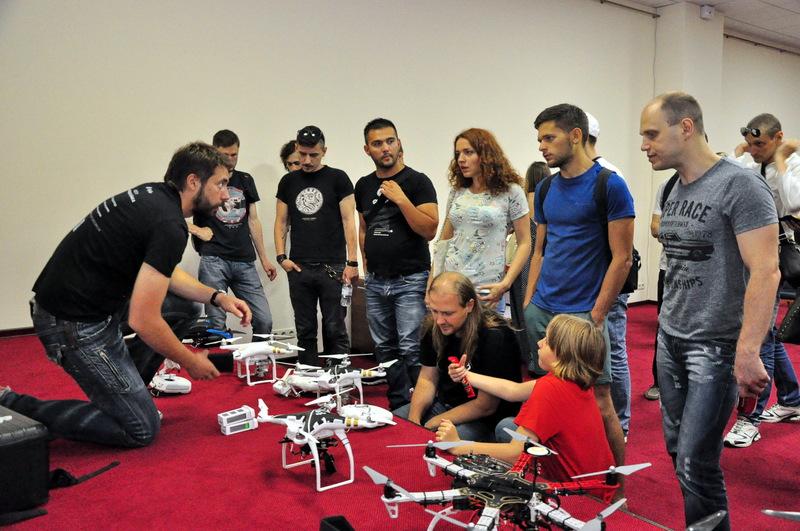Мастер-класс «Введение в дронологию»/Odessa Innovation Week