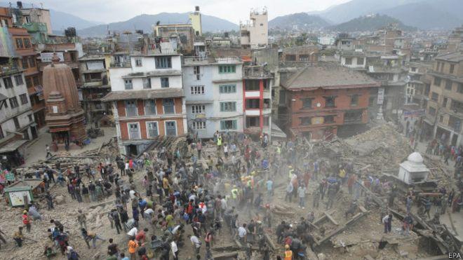 Непал ограничил полеты дронов