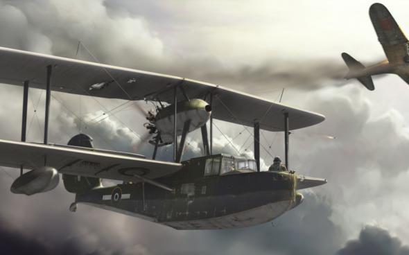 Факты из истории воздухоплавания: гидроавиация