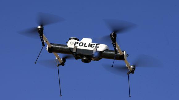 Обнародовали список тех, кому разрешено управлять дронами