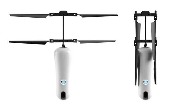 Новость для любителей селфи: функции селфи-палки в скором будущем будет выполнять дрон, распознающий лица