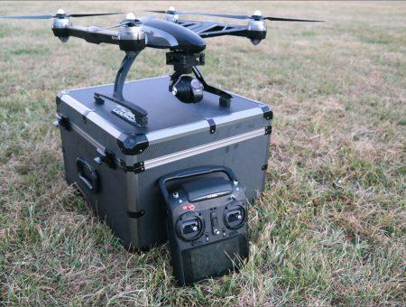 Долгожданная новинка от DJI — квадрокоптер Mavic Pro