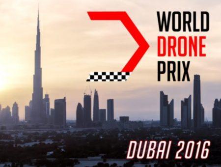 Как это было: WORLD DRONE PRIX 2016..