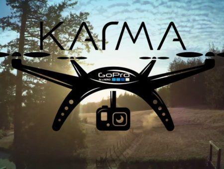 Karma Drone от GoPro