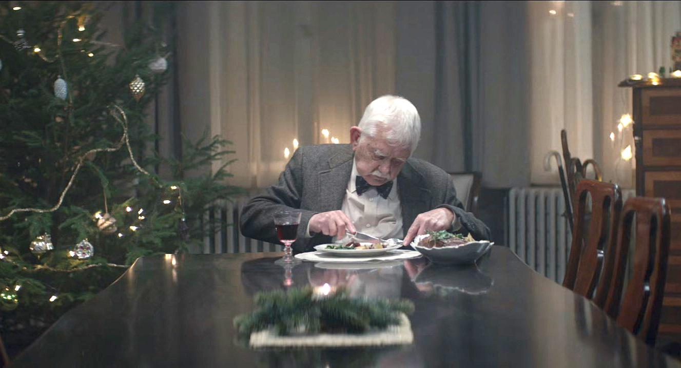 Рождественский ролик EDEKA